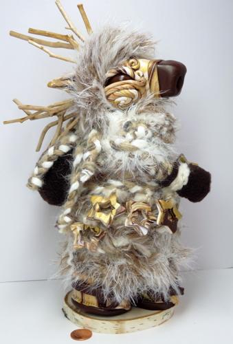 Petite Reindeer Goddess Following-Her-Heart