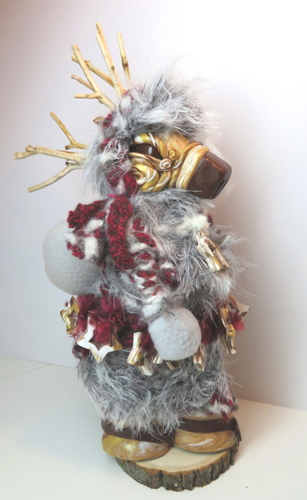 Petite Reindeer Goddess Revealed