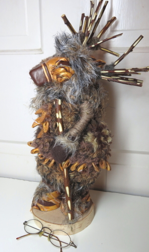 Reindeer Goddess of Strength
