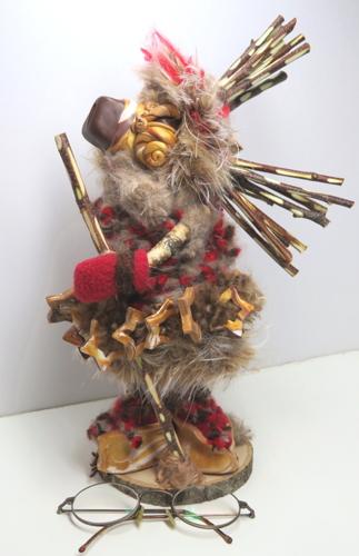 Tess; Petite Reindeer Goddess