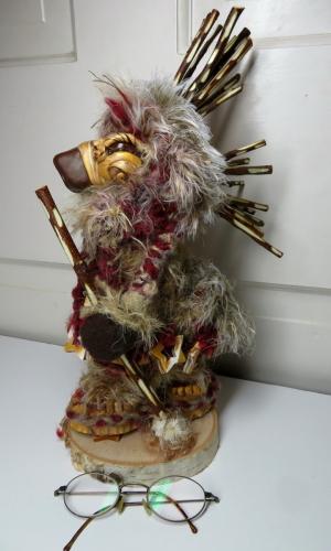 Petite Reindeer Goddess 6