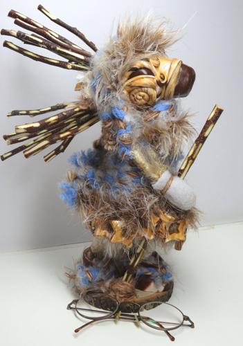 Gillian; Petite Reindeer Goddess