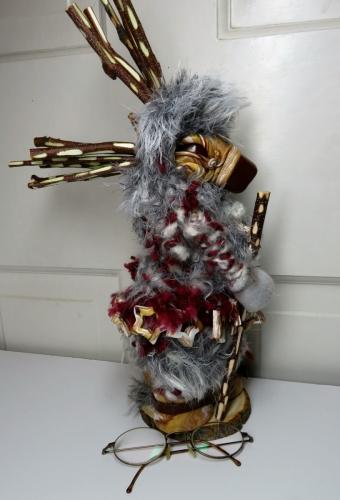 Petite Reindeer Goddess 8