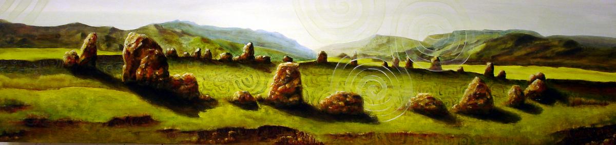 Stone Circle (large view)
