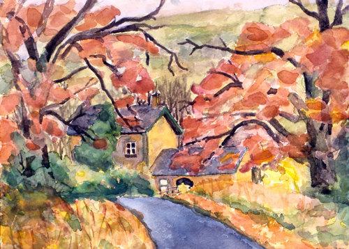 An English November