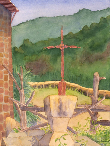 Sant Esteve d' Olius I