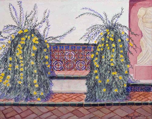 The Patio do la Monteria