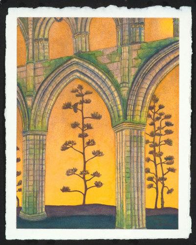 Hallowed Spaces Series - Rievaulx Abbey