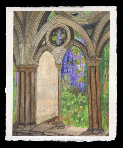 Hallowed Spaces Series-Salisbury Cathedral