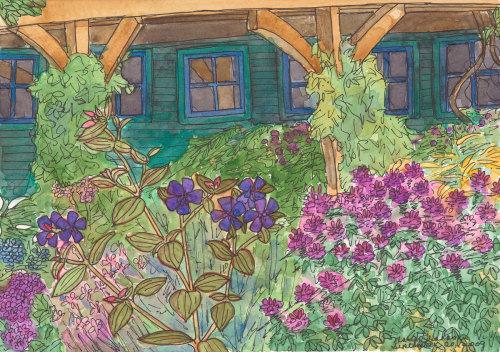 South Garden & Studio