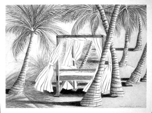 Beach Bed #2