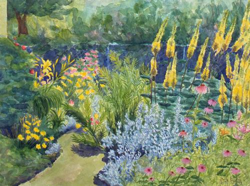 Garden Series #4
