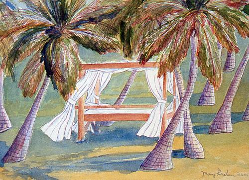 Beach Bed #3