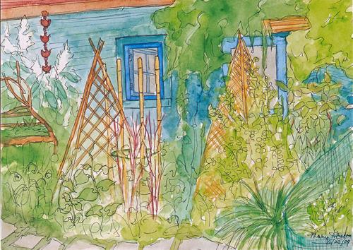Herb Garden & Studio
