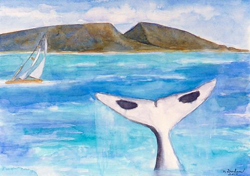 Humpback Whale at Maui