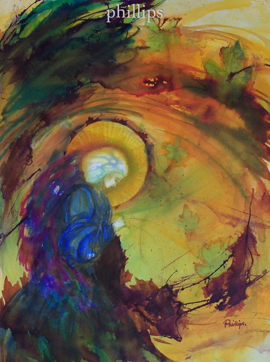 Suite del Angel--L'Autumne (large view)