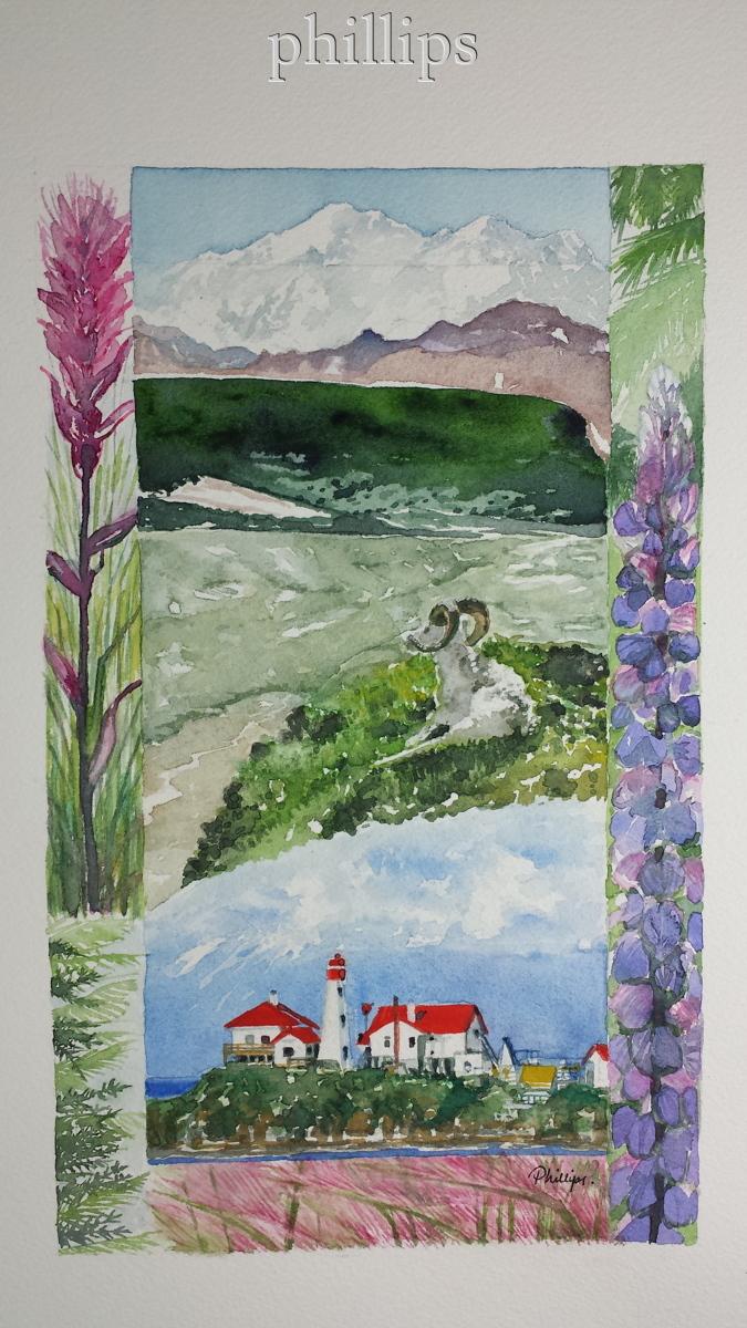 Alaska Reverie (large view)