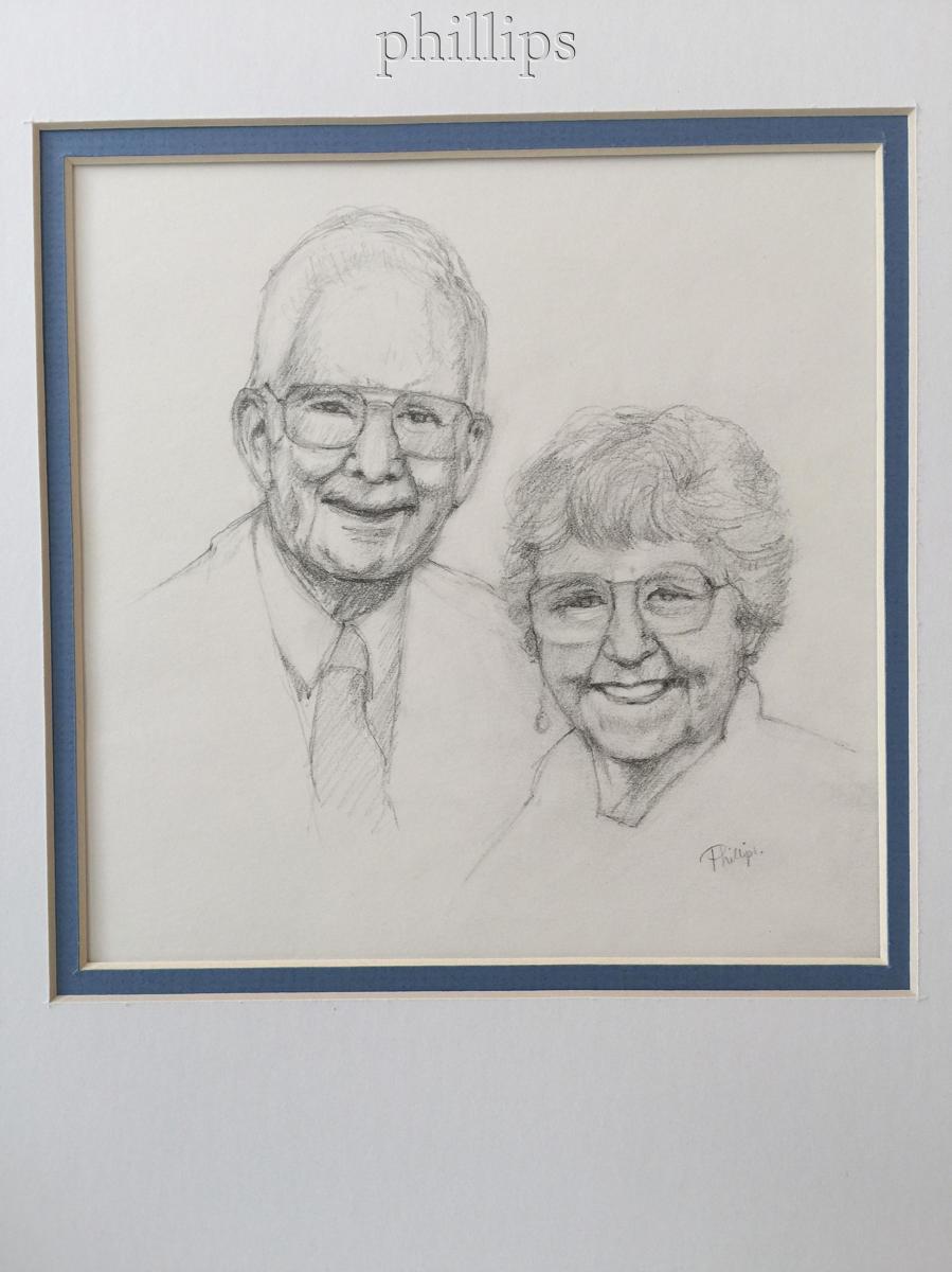 John and Herwanna (large view)