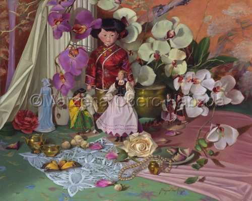 Parade of Dolls