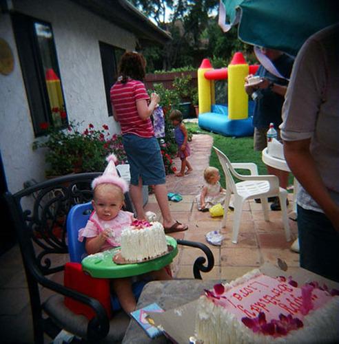 Liora's Birthday