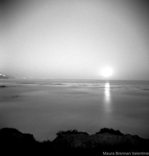 Moonrise, Malibu
