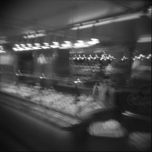 Interior- Clifton's Cafeteria