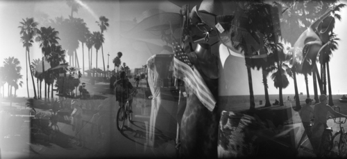 Summer Day-Venice Boardwalk