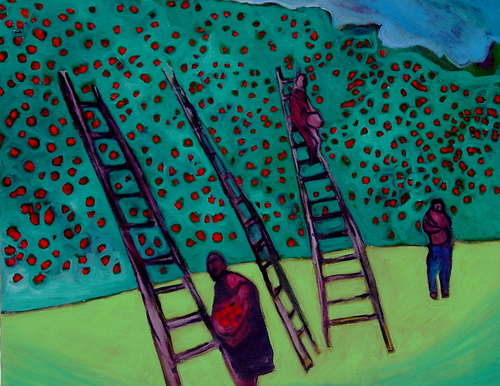 Apple Pickers (large view)