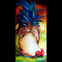 ROOSTER TAIL by M BALDWIN (thumbnail)