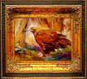 GOLDEN EAGLE by M BALDWIN (thumbnail)