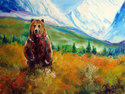 BEAR MOUNTAIN by M BALDWIN (thumbnail)