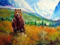 BEAR MOUNTAIN by M BALDWIN (thumbnail)