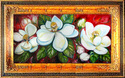 SWEET MAGNOLIAS by M BALDWIN (thumbnail)