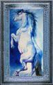 THE BLUE ROAN by M BALDWIN (thumbnail)