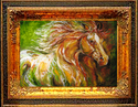 EARTH WIND & FIRE EQUINE ABSTRACT (thumbnail)