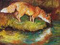 RED FOX I (thumbnail)