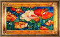 Painting--Oil-FloralPOPPY LOVE AFFAIR