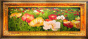 Painting--Oil-FloralPOPPY FIELDS FOREVER 36X12