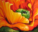 RED POPPY ABSTRACT 3024 (thumbnail)
