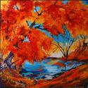 Among the Red Trees (thumbnail)