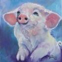 FEED ME ~ Pink Piglet !! (thumbnail)