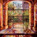 NEW ORLEANS FRENCH QUARTER GATE (thumbnail)