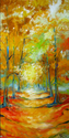HEARTS PATH ~ Tree of Life Series by M Baldwin (thumbnail)