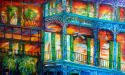 New Orleans French Quarter Cityscape (thumbnail)