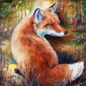 RED FOX ROWDY (thumbnail)