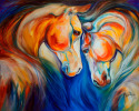 HEART TWINS EQUINE (thumbnail)