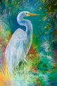 WHITE EGRET LANDSCAPE WATERS (thumbnail)