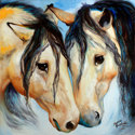 BUCKSKIN FRIENDS (thumbnail)