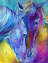 LOVING SPIRITS ~ Color My World with Horses (thumbnail)