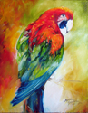 MACAW PARROT II (thumbnail)